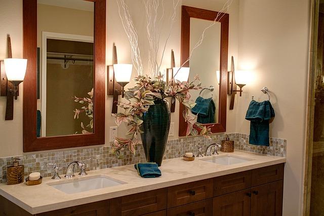 Geef je badkamer een nieuwe look!